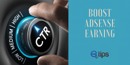 Boost Adsense Earnings
