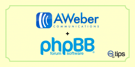 phpBB AWeber
