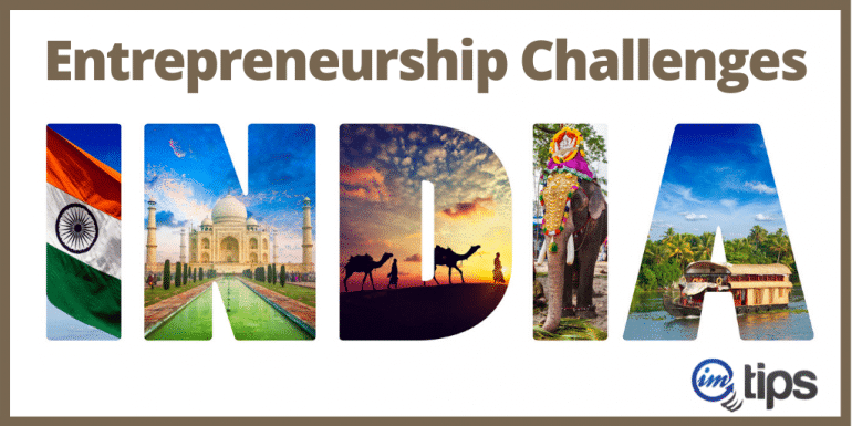 7 Entrepreneurship Challenges – An Indian Perspective