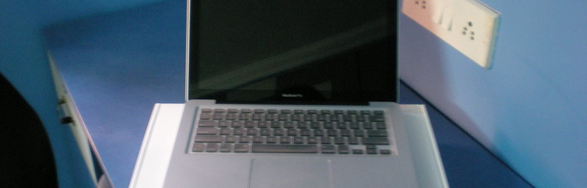 Macbook Pro – My First Mac Machine