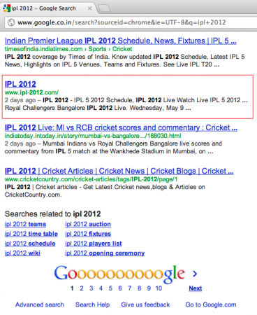 Google Vs Bing – Google By Choice or by Compulsion?
