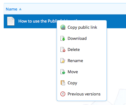 Transfer Big Files: Couple of Options I use