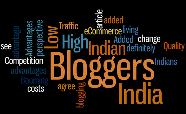 5 Added Advantages for Indian Bloggers