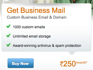 Yahoo! Business Email Review – A Complete Junk