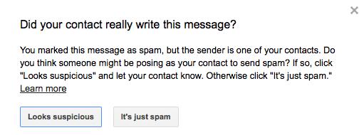 mark-spam
