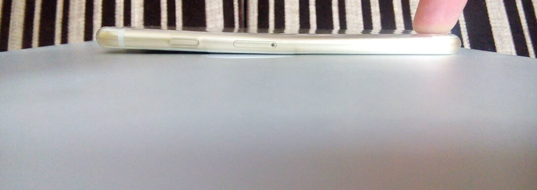 My iPhone 6 Is Bend