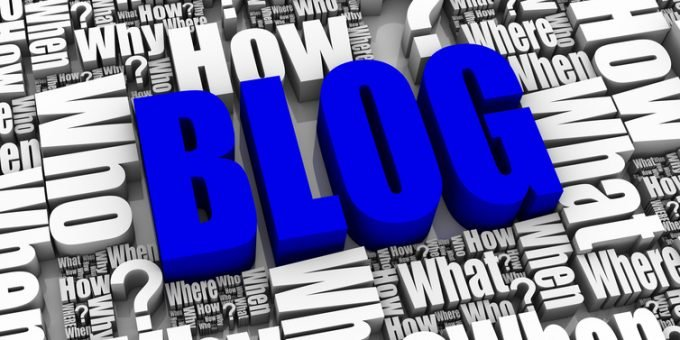 What's the Point of Being a Blogger?