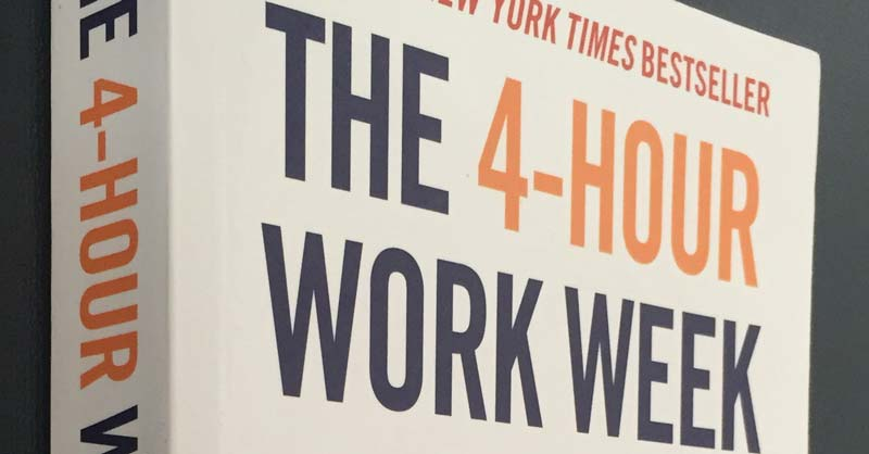 The 4 Hour Work Week - Escape the 9-5, Live Anywhere and