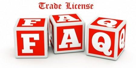 trade license faq