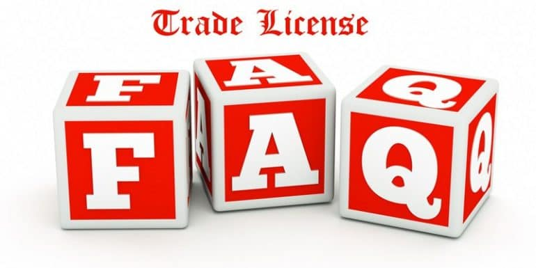 Trade License FAQ's For Freelancers & Bloggers in India