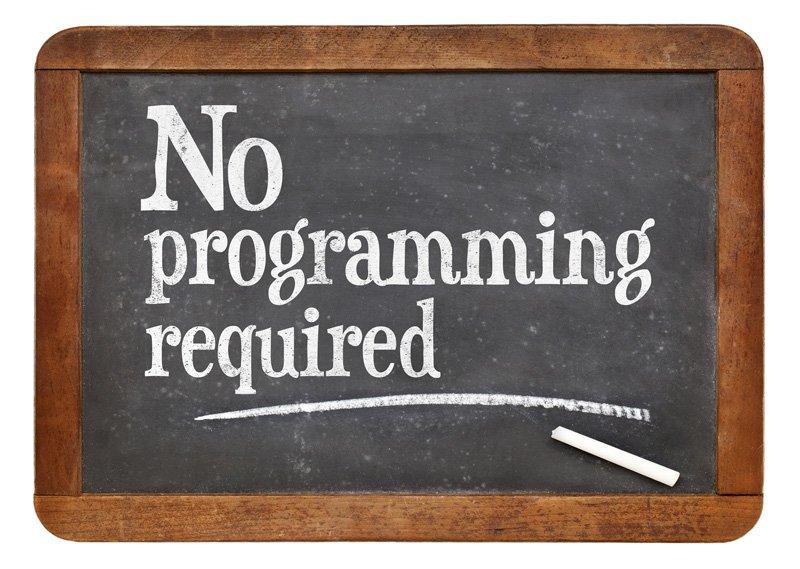 no-programming