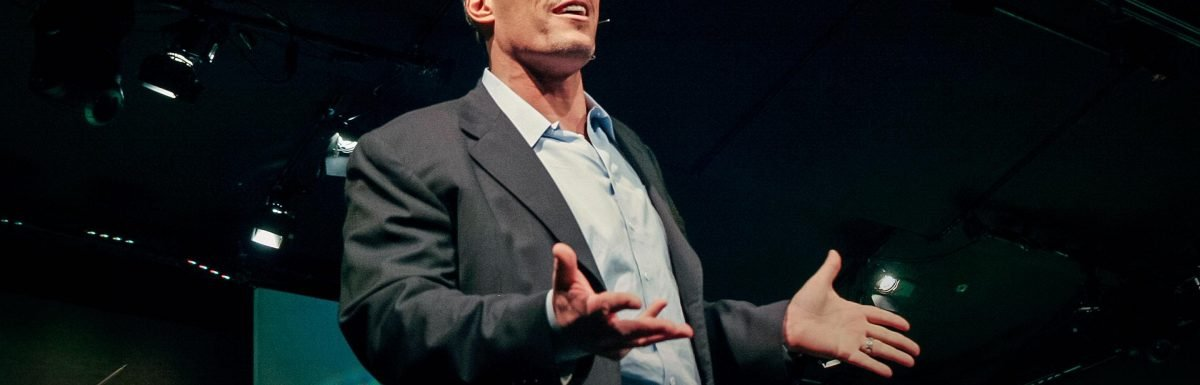 Why We do What We Do – Ted Talk by Tony Robbins