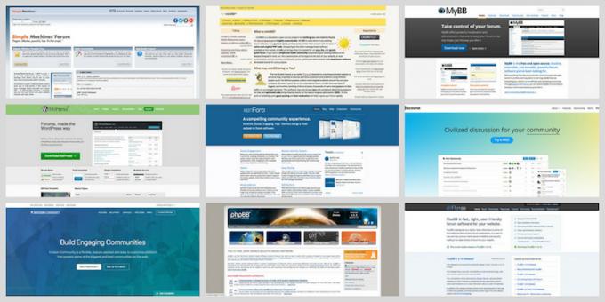 vBulletin Alternatives – 10 Alternatives to vBulletin For Forums