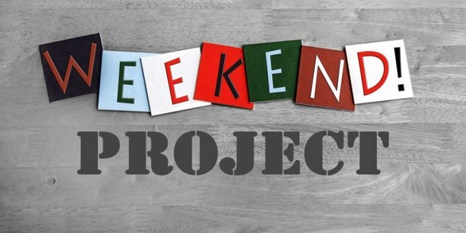 Why Every Online Entrepreneur Should Have A Weekend Project?