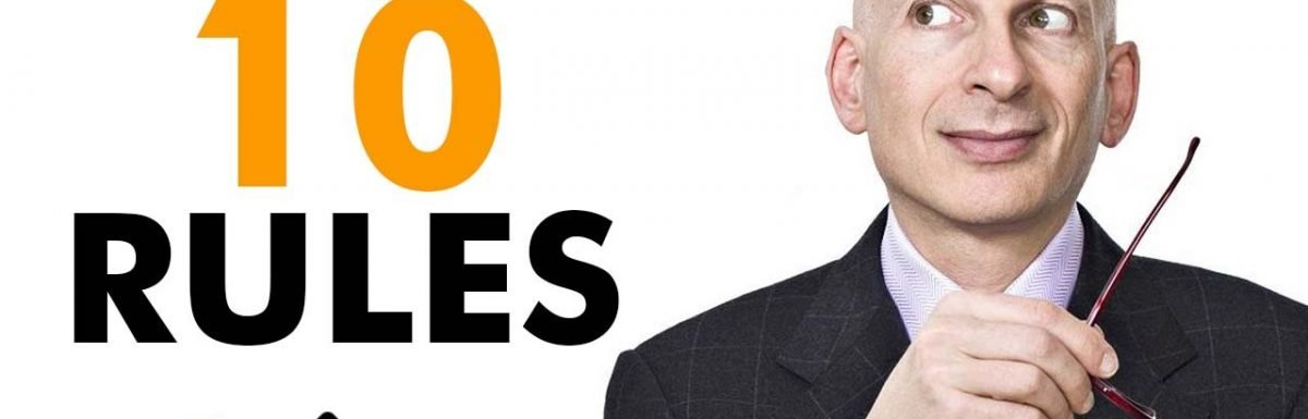 Seth Godin's Rules For Success Compiled by Evan Carmichael
