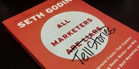 All Marketers Tell Stories