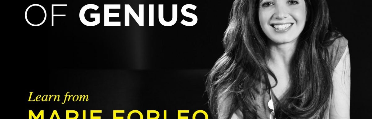 Chase Jarvis & Marie Forleo On CreativeLive – 30 Days of Genius