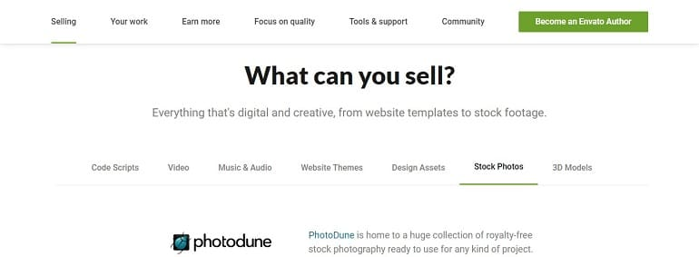 photodune by envato marketplace