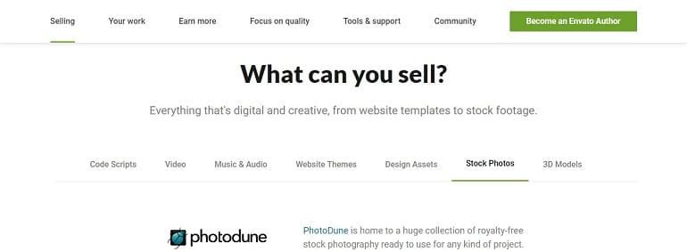 photodune by envato marketplace