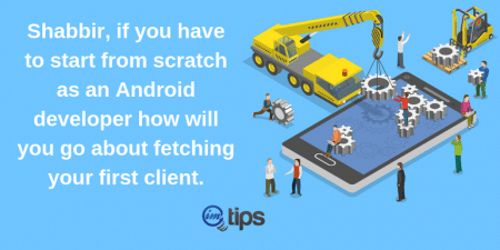 Start From Scratch and Fetch First Client
