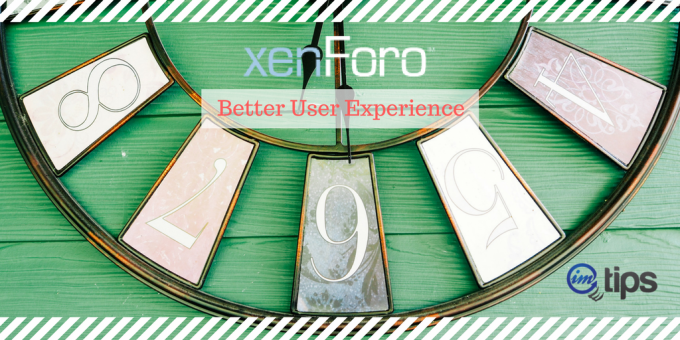 Optimize xenForo For Less Server Load and Better User Experience