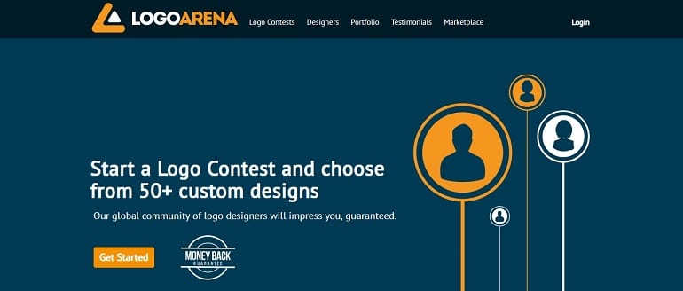 Logo arena design contests