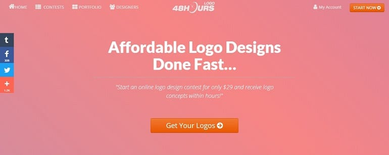 48 hours design contests