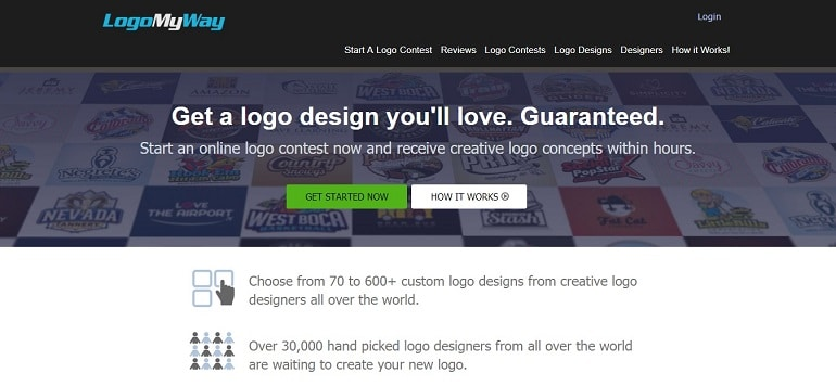 Logo Designers - Start A Logo Contest at LogoMyWay