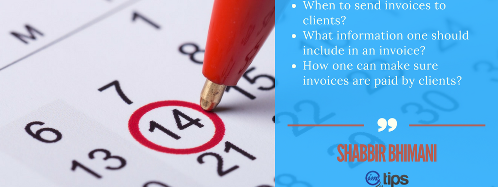 Everything Freelancers Need To Know About Invoicing