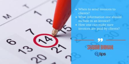 Freelancers Invoicing