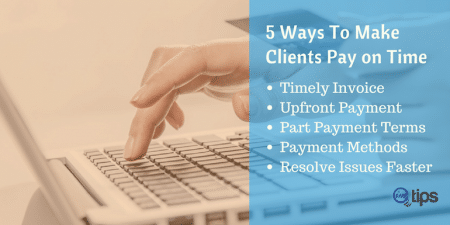 Make Clients Pay on Time