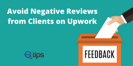 Avoid Negative Reviews Upwork
