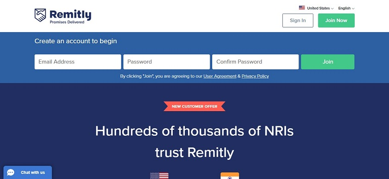 Remitly-online-money-transfer-services
