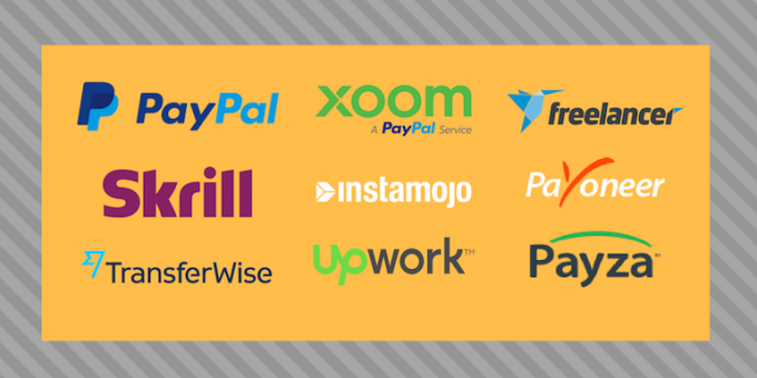 9 Payment Options To Receive Payments for Freelancers in India