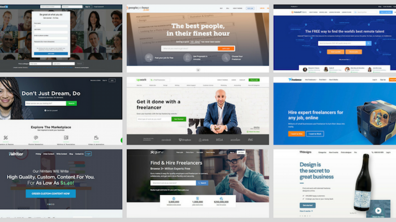 25 Best And Most Active Freelancing Websites In 2020 Imtips