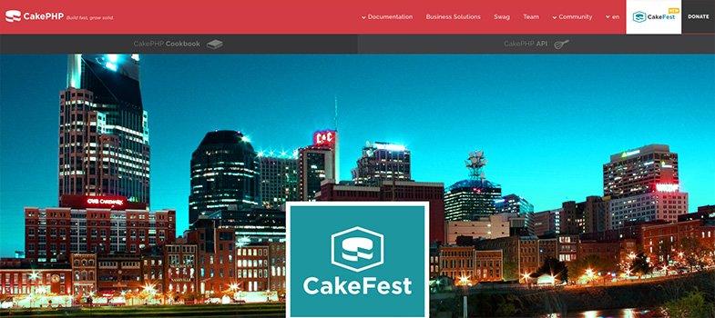 CakePHP PHP framework
