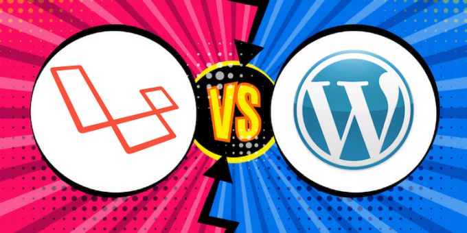 Should Web Developers Choose CMS like WordPress or Framework like Laravel