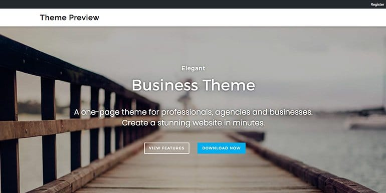 Optimal Freelancer WordPress Themes Portfolio