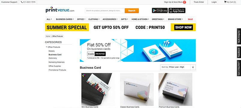 6 websites for indian freelancers to create business cards in 2018 they have more than 4000 business cards templates with easy to design front end interface and offer non tearable scratchless business cards reheart Image collections
