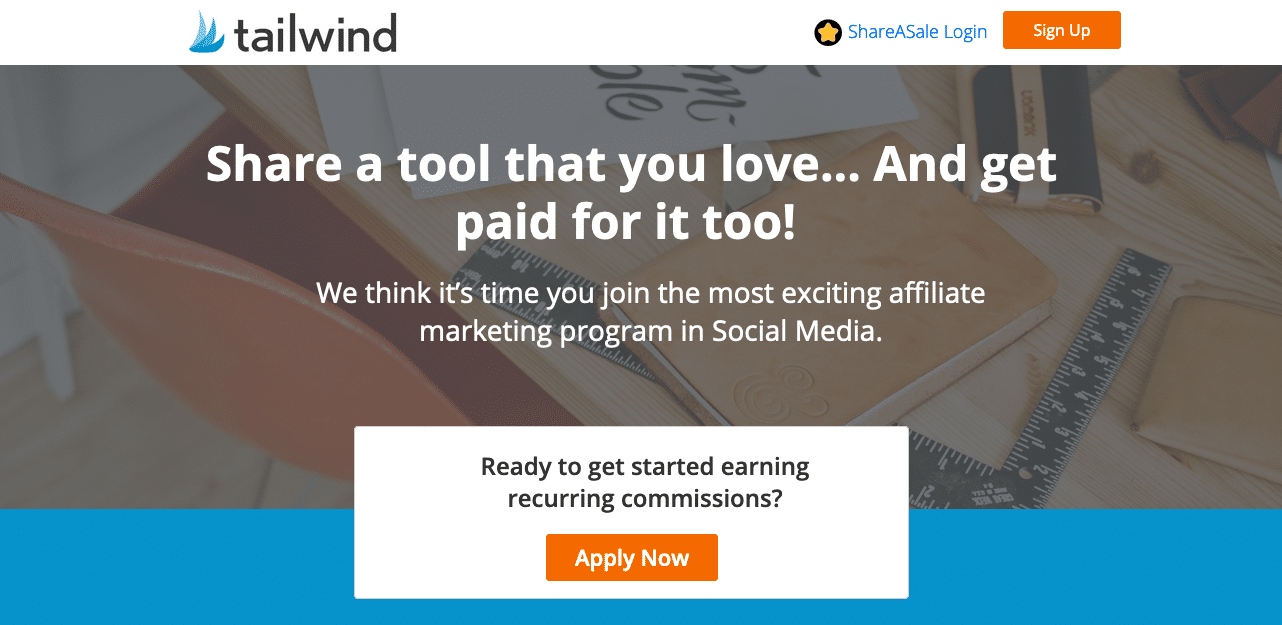 Affiliates tailwindapp