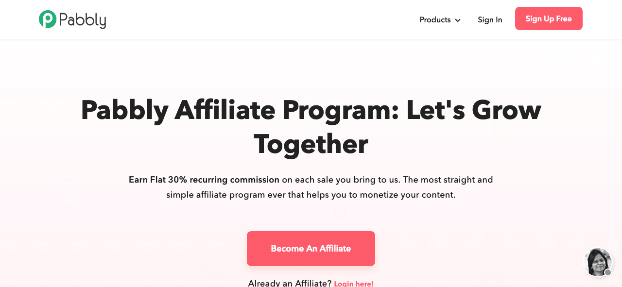 Pabbly Recurring Affiliate Program