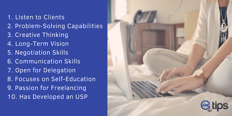 Top 10 Qualities Of Highly Successful Development Freelancers