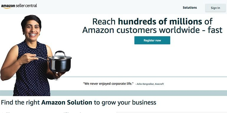 Amazon India Seller Registration – Step By Step Guide