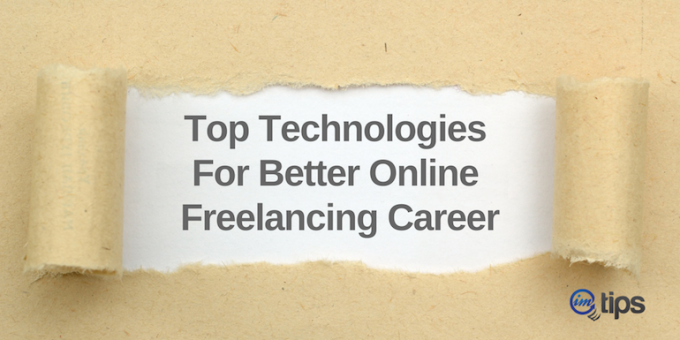 13 Top Technologies For Better Online Freelancing IT Career?