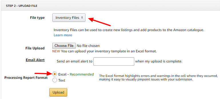 How to Add Products on Amazon India Via Excel Template? - IMTips