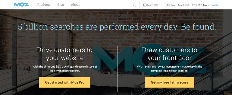 MOZ Traffic Analysis Tool