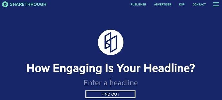 Sharethrough blog title generator