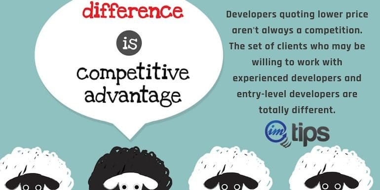 How Developers Can Beat The Competition and Win Clients