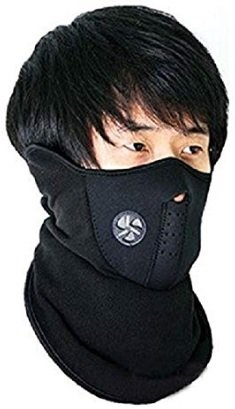 Generic (unbranded) Neoprene Half Face Bike Riding Mask