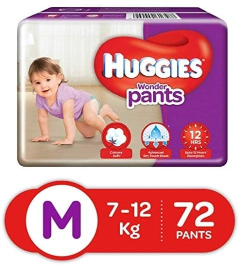 Huggies Wonder Pants Diaper